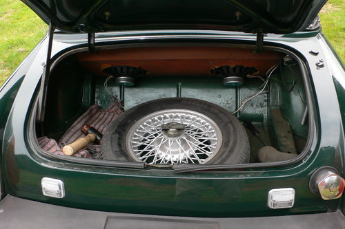 1976 MG Midget 1500 For Sale (picture 5 of 6)