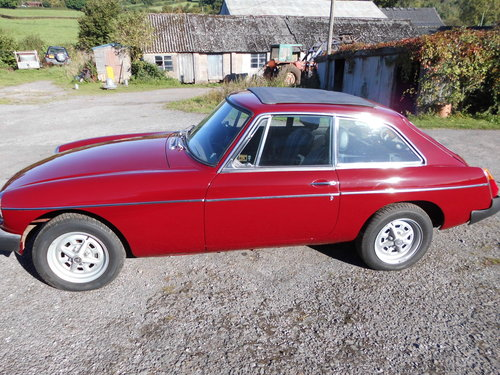 1975 Mgb gt For Sale (picture 2 of 6)
