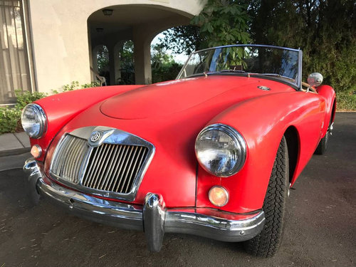 1959 MGA Roadster For Sale (picture 1 of 6)