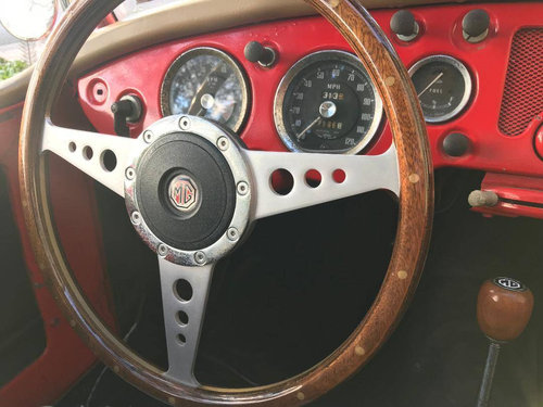1959 MGA Roadster For Sale (picture 2 of 6)