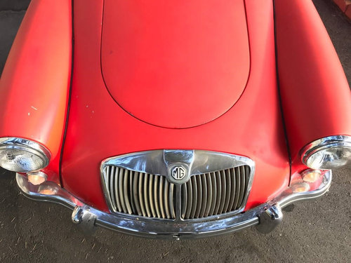 1959 MGA Roadster For Sale (picture 4 of 6)