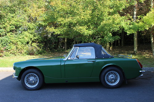 1973 MG MIDGET 1275 MK III SOLD (picture 3 of 6)
