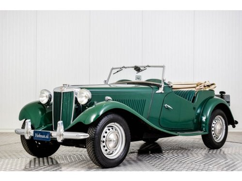 1953 MG T-Type TD Midget For Sale (picture 1 of 6)
