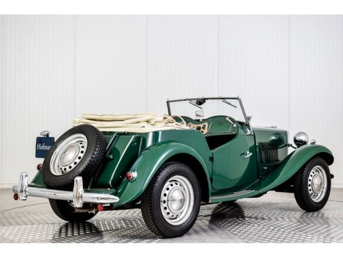 1953 MG T-Type TD Midget For Sale (picture 2 of 6)