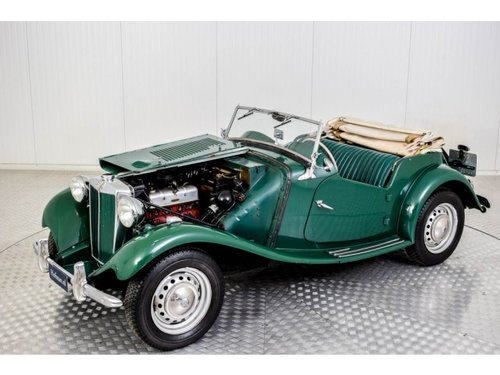 1953 MG T-Type TD Midget For Sale (picture 3 of 6)