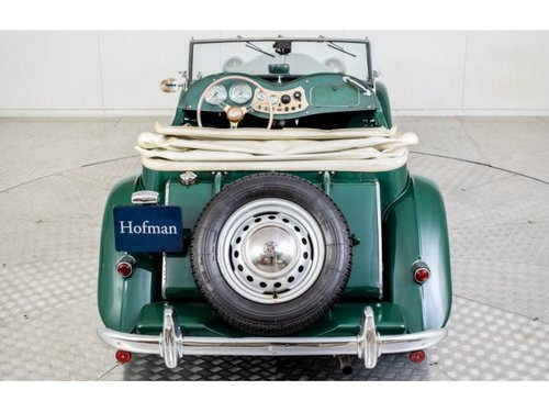 1953 MG T-Type TD Midget For Sale (picture 5 of 6)