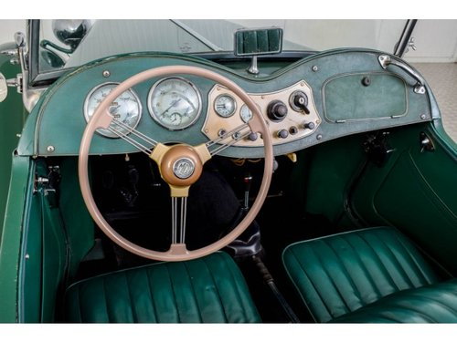 1953 MG T-Type TD Midget For Sale (picture 6 of 6)
