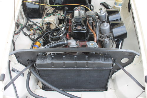 1964 MGB Roadster Early Pull Handle Example With Overdrive   SOLD (picture 6 of 6)