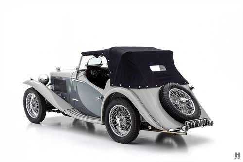 1935 MG NB ROADSTER For Sale (picture 4 of 6)