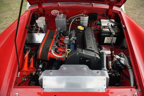 1970 MG Midget K Series 1 8 - Fully upgraded - on The Market