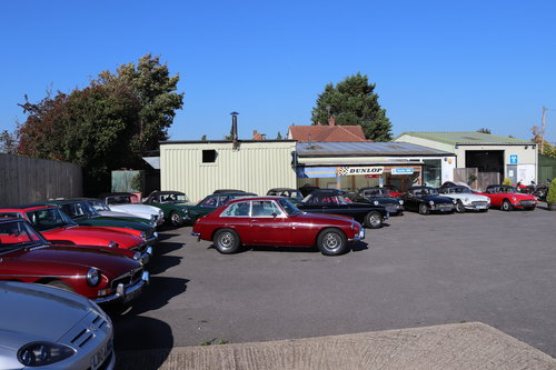 1970 Largest selection of MGs in the UK For Sale (picture 1 of 6)