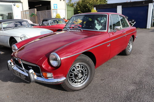 1970 Largest selection of MGs in the UK For Sale (picture 3 of 6)