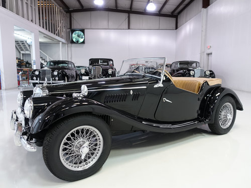 1954 MG TF Roadster  For Sale (picture 1 of 6)