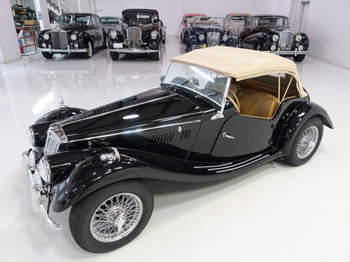 1954 MG TF Roadster  For Sale (picture 2 of 6)