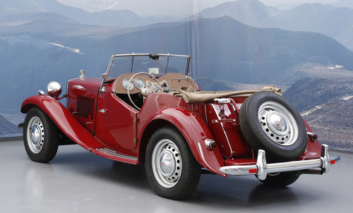 1953 MG TD 1.3 Roadster For Sale (picture 2 of 6)