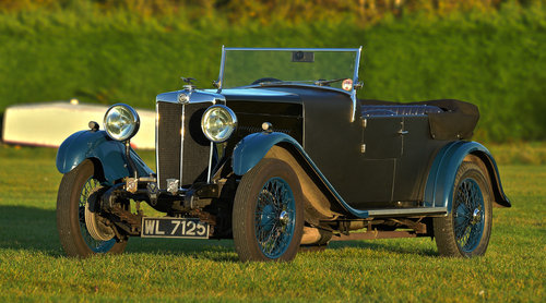 1930 MG 18/80 MK I Speed Model For Sale (picture 1 of 6)