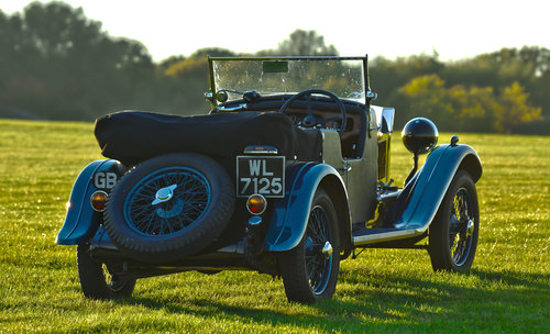 1930 MG 18/80 MK I Speed Model For Sale (picture 2 of 6)