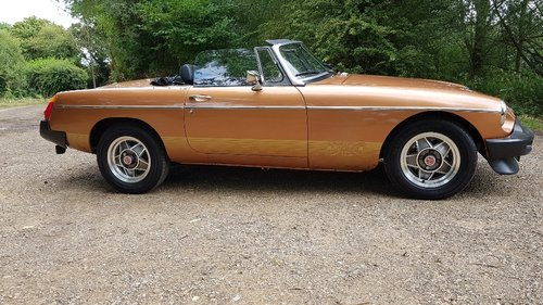 1980 Le roadster for sale fully restored SOLD (picture 1 of 6)