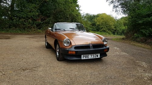 1980 Le roadster for sale fully restored For Sale (picture 4 of 6)