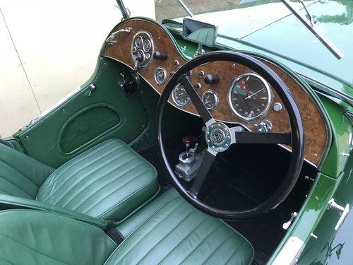 1935 MG PB 4 seat Sports - Very rare model! SOLD (picture 3 of 6)