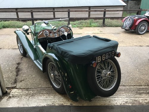 1935 MG PB 4 seat Sports - Very rare model! SOLD (picture 4 of 6)