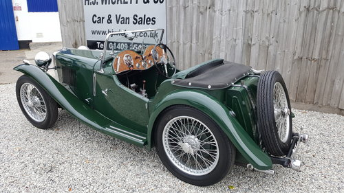 1935 MG PB For Sale (picture 2 of 6)