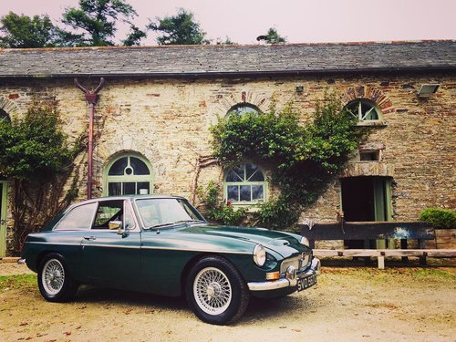 1968 MG C GT – £22,500  For Sale (picture 1 of 6)