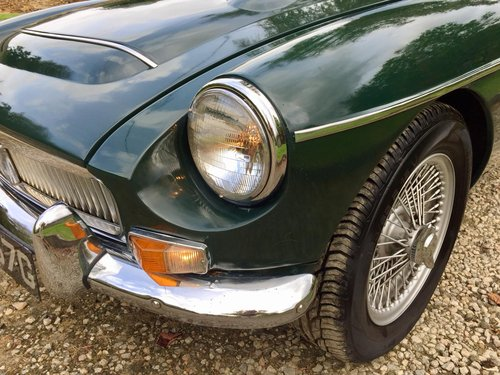 1968 MG C GT – £22,500  For Sale (picture 6 of 6)