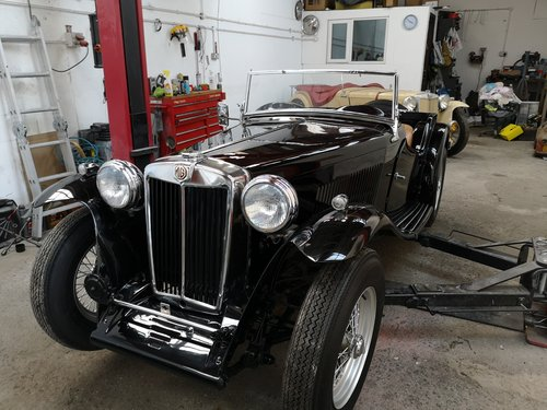 Collection of T type MG TA TB TC For Sale (picture 1 of 6)