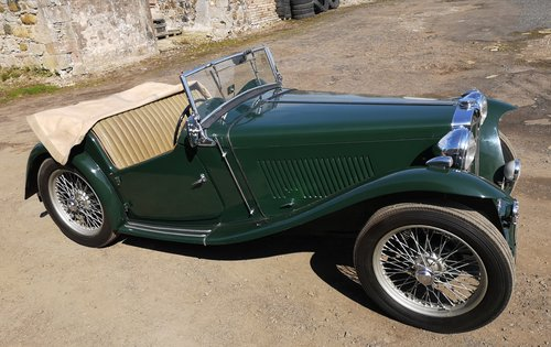 Collection of T type MG TA TB TC For Sale (picture 3 of 6)