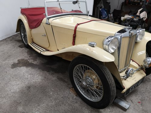 Collection of T type MG TA TB TC For Sale (picture 5 of 6)