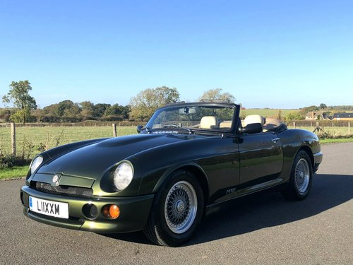 1994 MG RV8 Roadster 5 Speed SOLD (picture 1 of 6)