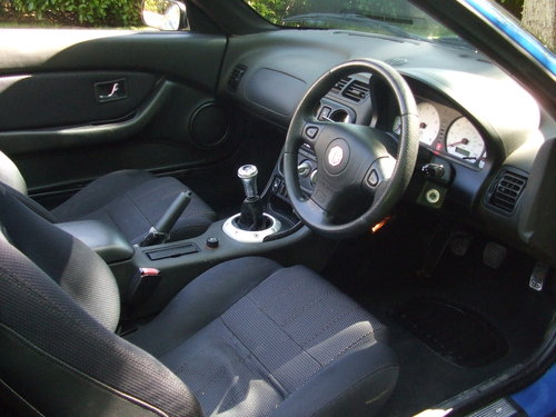 2003 MG TF 115 For Sale (picture 5 of 6)