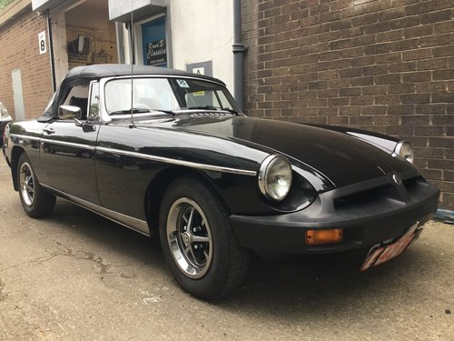1978 MGB Roadster For Sale (picture 2 of 6)