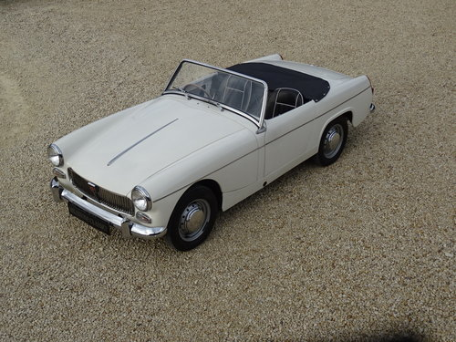 MG Midget MkI (1st Month of Production) & Fully Restored SOLD (picture 1 of 6)
