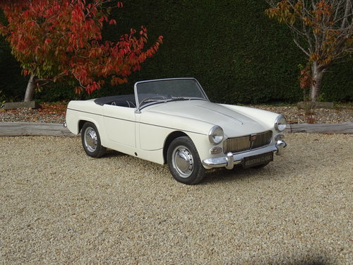 MG Midget MkI (1st Month of Production) & Fully Restored SOLD (picture 2 of 6)