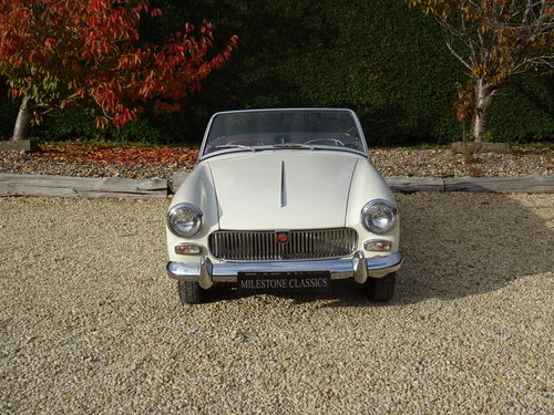 MG Midget MkI (1st Month of Production) & Fully Restored SOLD (picture 3 of 6)
