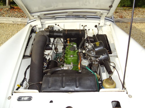 MG Midget MkI (1st Month of Production) & Fully Restored SOLD (picture 6 of 6)
