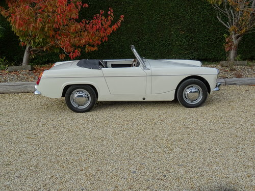 MG Midget MkI (1st Month of Production) & Fully Restored SOLD (picture 4 of 6)