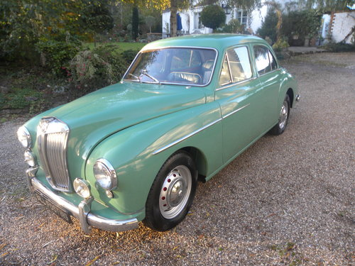 1956 MG MAGNETTE ZB.Restored For Sale (picture 1 of 6)