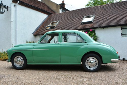 1956 MG MAGNETTE ZB.Restored For Sale (picture 2 of 6)