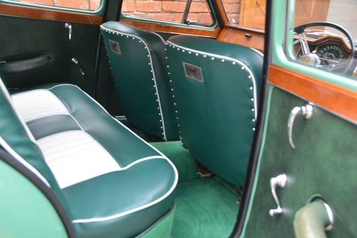 1956 MG MAGNETTE ZB.Restored For Sale (picture 5 of 6)