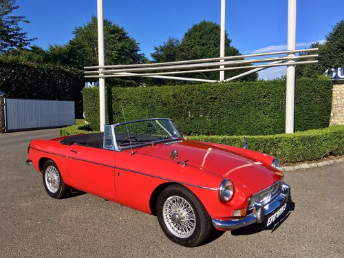 1970 MGB 1.8 Roadster Beautifuly Restored  For Sale (picture 3 of 6)