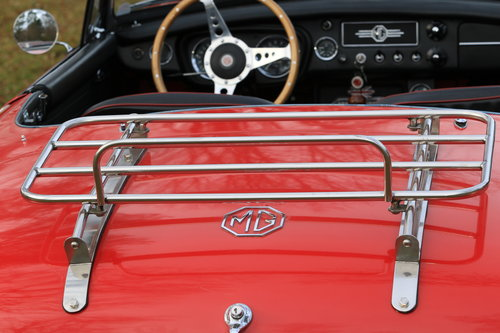 1964 Early, highly original MGB Roadster For Sale (picture 6 of 6)