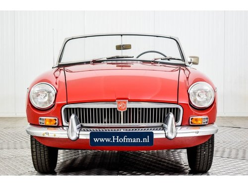 1963 MG B MGB 1800 Pull Handle For Sale (picture 3 of 6)