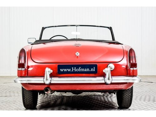 1963 MG B MGB 1800 Pull Handle For Sale (picture 4 of 6)