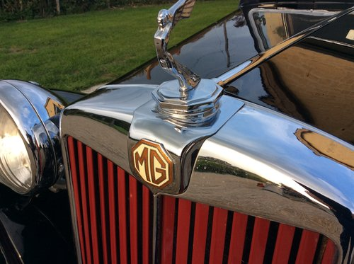 1938 MG TA Tickford For Sale For Sale (picture 3 of 6)