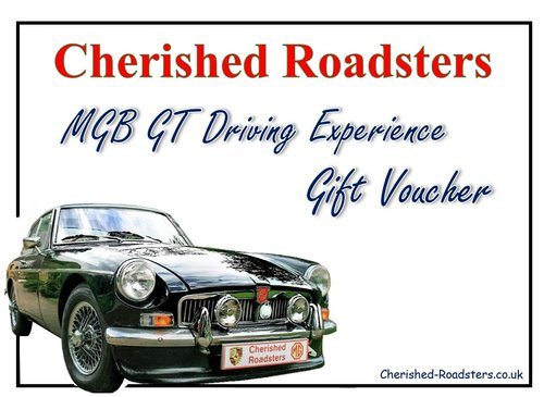 Classic Car Gift Vouchers - Stunning MGs For Sale (picture 2 of 5)