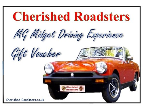 Classic Car Gift Vouchers - Stunning MGs For Sale (picture 3 of 5)