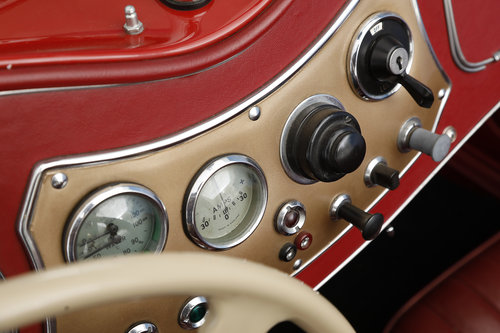 1952 MG TD 1,25 Roadster  For Sale (picture 4 of 6)